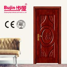 China Factory New Design Steel main Security Door with and new design