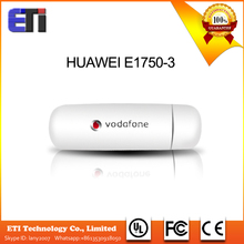 unlocked huawei e1750 3g usb wireless modem with sim card slot PROMOTION