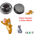 black 40khz piezo speaker for driving mice