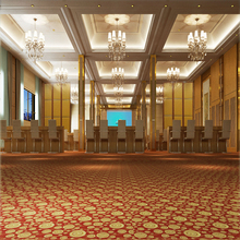 Modern Fashionable Design Changing Banquet Hall Room Partition with Cheap Price