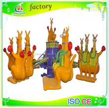 Children's amusement equipment Jumping Ride With Various Types