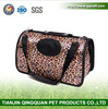 BSCI QingQ Factory soft pet travel carrier fashion dog carriers handbag