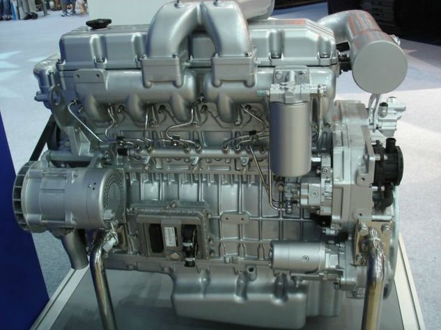 KOREAN GENUINE DOOSAN/DAEWOO MARINE ENGINE