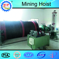 multi rope friction mine / See larger image Best coal mining elevator wire rope explosion-proof electric hoist