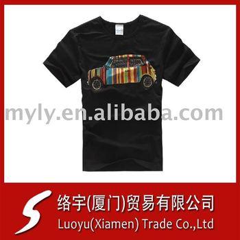 Custom t shirt silk screen printing for advertising buy for Custom silk screen shirts