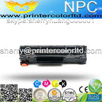 CE285A black toner cartridge for hp laserjet pro p1102w printer