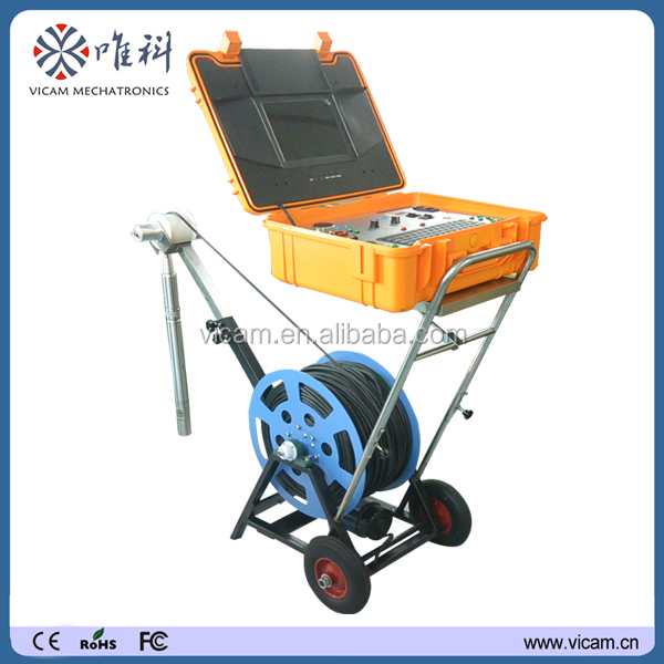 cctv security Underground Well Camera pipe inspection camera
