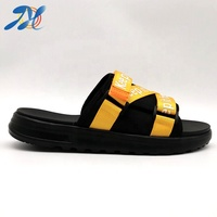 2019 Latest new design slipper fashion man s male comfort sandal