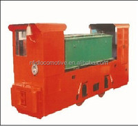 CTL 8 narrow gauge mining battery locomotive ,double cab battery locomotive, made in China double cab battery locomotive