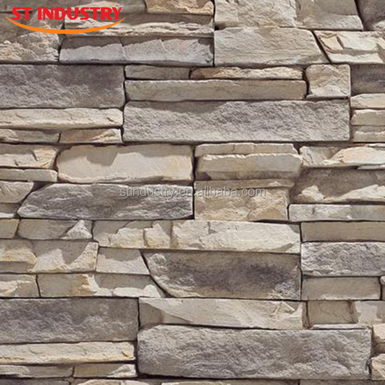 Eco friendly artificial interior wall stone decoration - Eco friendly walls for houses ...
