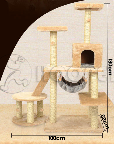 China Plush Cat Tree New Pet Toys For Cats Kitty Alibaba Chinese supply Sisal Rope For Cat Deluxe Tree