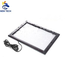 water proof Anti-glare IR touch sensor for LCD panel