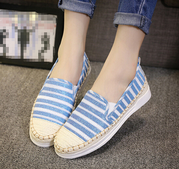 d73382h 2016 latest designs women shoes wholesale canvas shoes for women