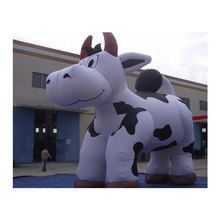 giant inflatable milk cow inflatable dairy cattle for sale