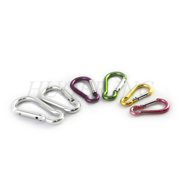 Stainless Steel Carabiner
