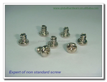 Hot dip galvanized high precision phillips head small electronic screw