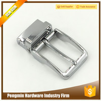 Hight quality fashion zinc alloy designer custom metal stainless steel belt buckles