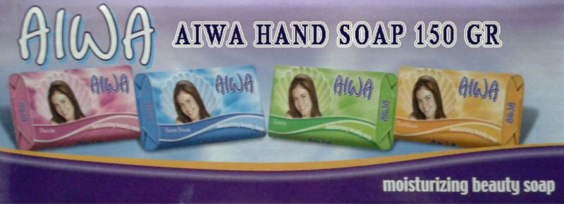 AIWA HAND SOAP 150 GR,beauty soap/wash soap with best quality