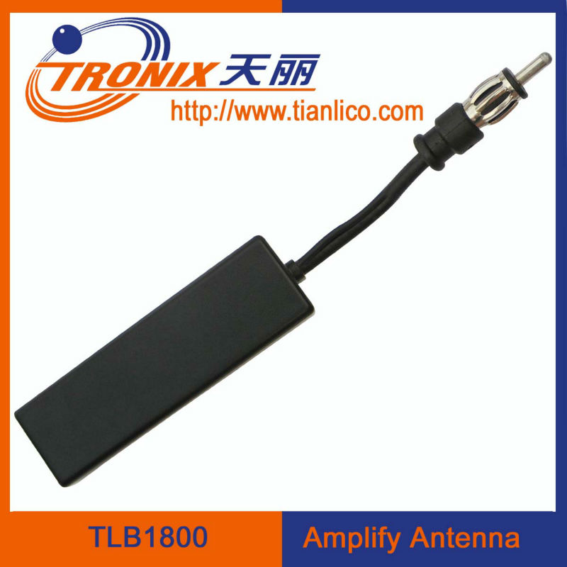 small amplify xm car antenna