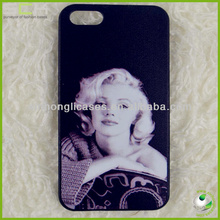 for iphone case with customized 3d image