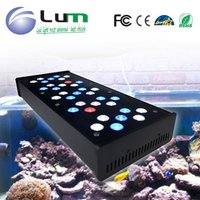 imitate moonlight and daylight cree120w led lighting for fish tank