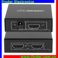 2 ports HDMI Splitter 1x2 With 3D 1080P