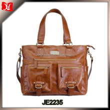 High quality womens shoulder bag Vintage leather lady fashion camera bag