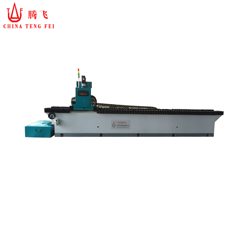 MF - B Engineer overseas service straight knife grinding machine