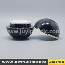New style stable 30ml ball shaped acrylic cream jars