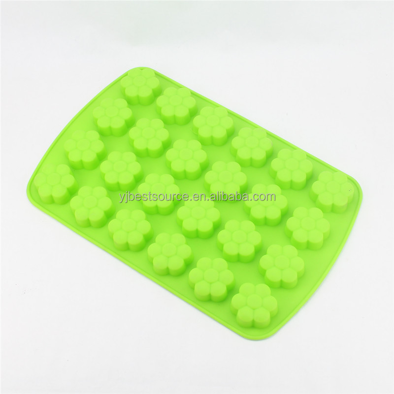 Hot sell Silicone chocolate molds/Silicone molds/Silicone cake mold