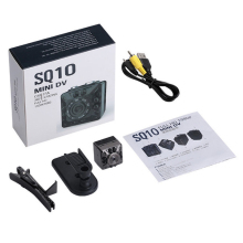 Shenzhen cheap 12MP SQ10 mini camera cctv full hd 1080p car camera