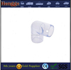 Hengge 2'' Clear PVC 90 degree elbow