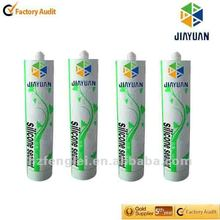 Clear silicone sealant no yellowing waterproof construction adhesive