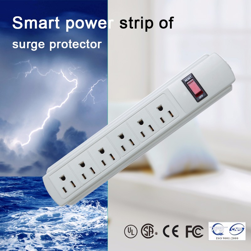 power strips with 208v and 125v