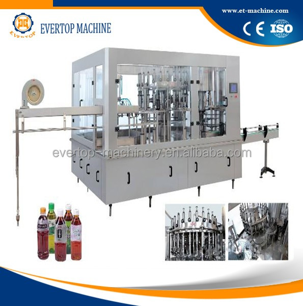 Automatic Drinking bottle tea making machine with high quality and low cost