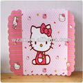 Hello kitty pink table mat