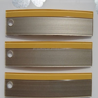 acrylic plastic straight edge band for furniture