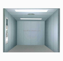 Single Door Warehouse Hydraulic Lift Cargo Elevator