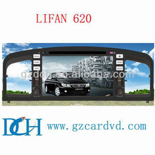 car dvd player with reversing camera for lifan 620 WS-9193