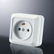 Excellent Material french 2P the eu socket, brand factory outlet