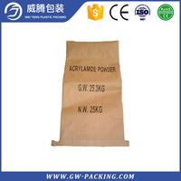 Up-to-date styling paper refuse Paper-plastic composite biodegradable bags