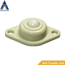 High Recommend ball caster NL25A mini plastic ball transfer bearing unit table,ahcell transfer unit for Transmission
