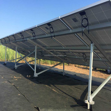 High quality cheap Adjustable tilt Solar mounting System &amp flat roof solar mounting system FOR buy panel pole mount