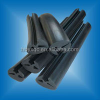 glazing rubber universal profile for windshield