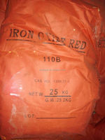 Iron oxide red 110 for coating