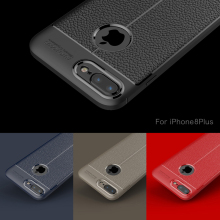 2017 HOT Selling Soft PU Leather Back Phone Cover Wholesale Cell Phone Case for Iphone X And Samsung