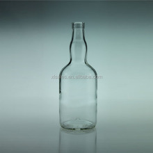 LONG NECK 500ML CLEAR BEER GLASS BOTTLE