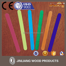 AAAAA + Factory High quality wooden ice cream stick craft and art