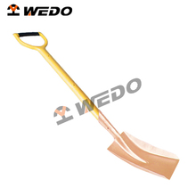 Square Shovel non sparking high quality china supplier WEDO TOOLS