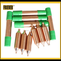 FRIEVER Dehumidifier Parts Copper Filter Drier For Refrigerator